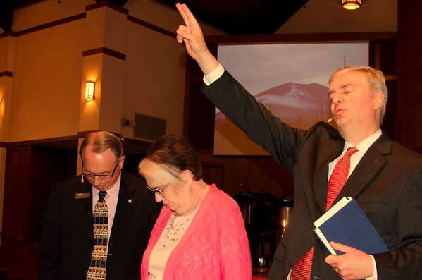 Farewell to Rev. Jerry Black 2016