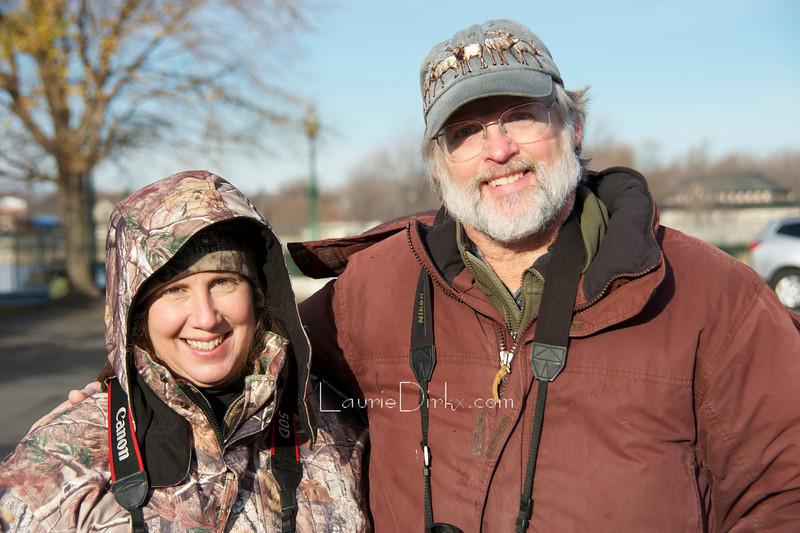 Laurie Dirkx & Tom McDonald