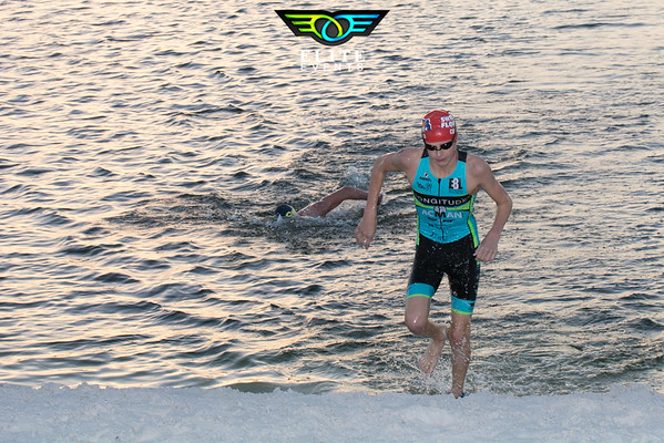 Christmas Sprint Triathlon & Duathlon - 2016