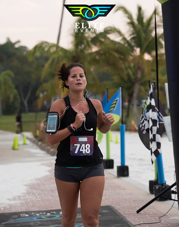 Lake Avalon Reverse Triathlon, Duathlon & 5k - 2017