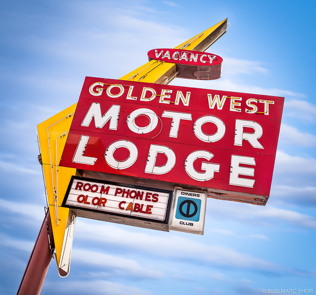 Golden West Motor Lodge