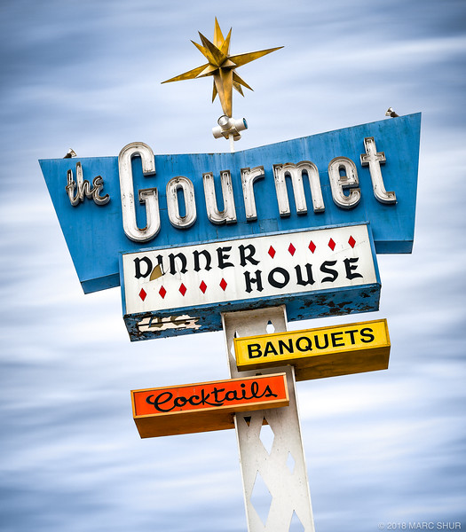 The Gourmet Restaurant