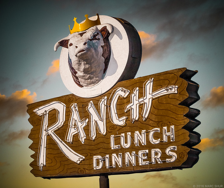 The Hayward Ranch Restaurant