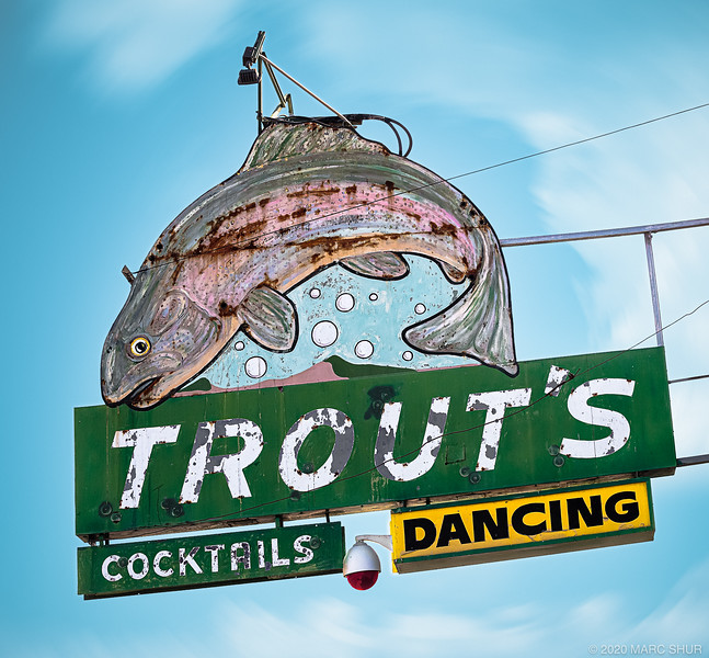 Trout's Nightclub