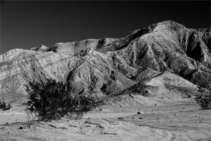 Southern California Desert Hills