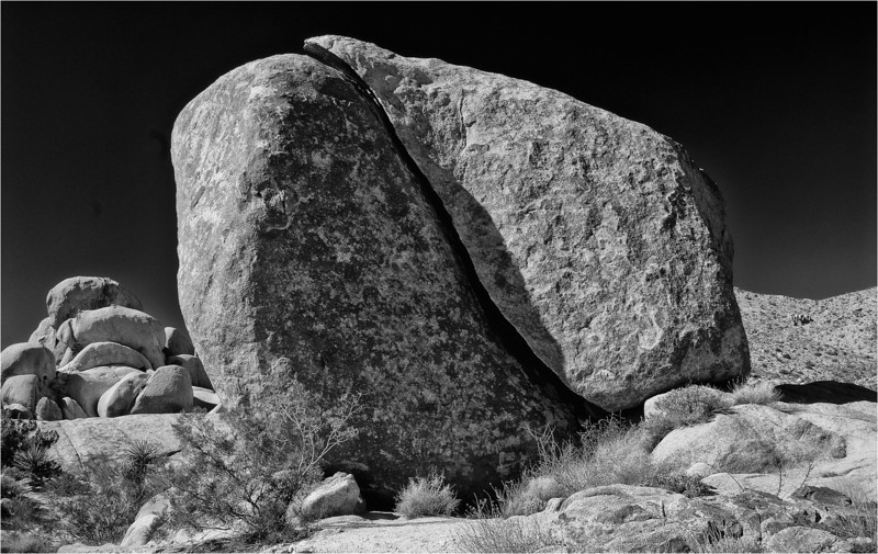 Split Rock Joshua Tree National Park