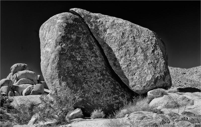 Split Rock Joshua Tree National Park