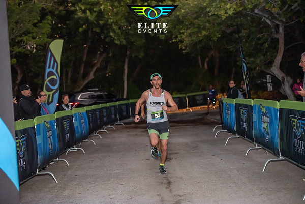 Hollywood Beach Broadwalk Half Marathon & 5k - 2020