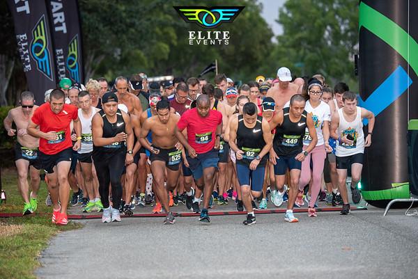 Naples Fall Classic Half Marathon & 5k - 2019