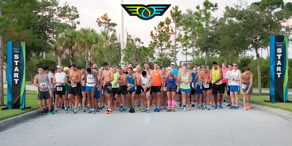 North Collier Regional Rampage 5k - 2013