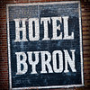 "Hotel Byron <span style=""color: #666; font-size: 13px;"">Los Angeles, CA</span>"