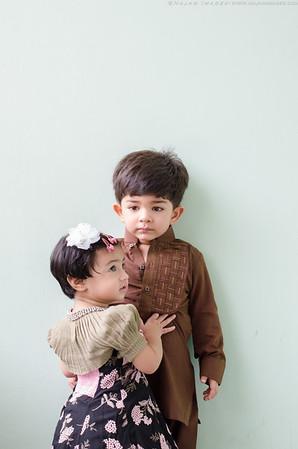 Kids Portrait Series