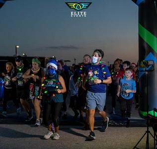 Sarasota Christmas Glow Run 5K - 2020