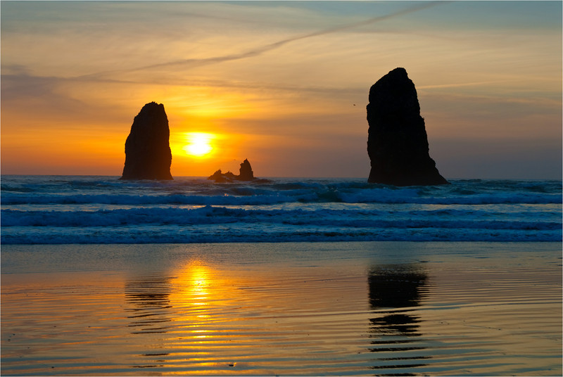 Oregon Sundset