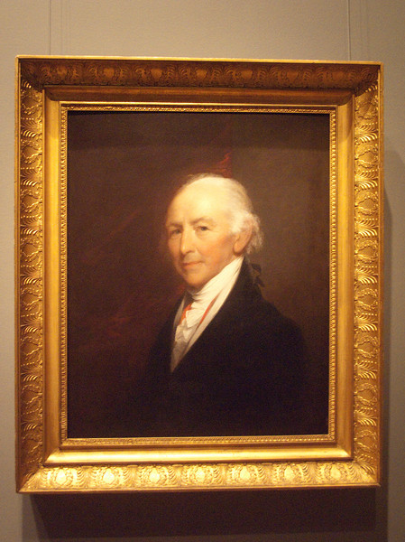 Samuel Aleyen Otis painted by Gilbert Stuart
