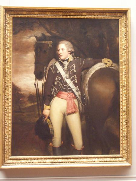 Captain Patrick Miller painted by Henri Raeburn