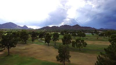 Tropical Storm Lorena - McCormick Ranch Golf Club 9.23.19