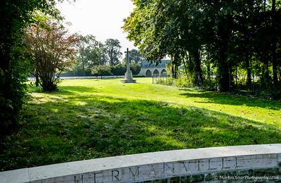 Hermanville British Cemetery, Normandy