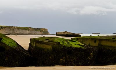 Aromanches-les-Bains, Normandy