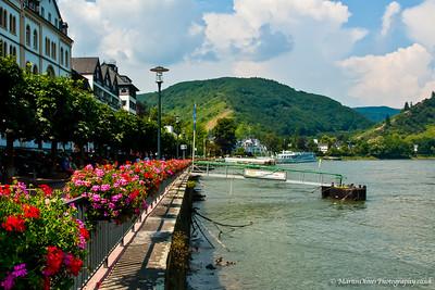 Boppard, Rhine