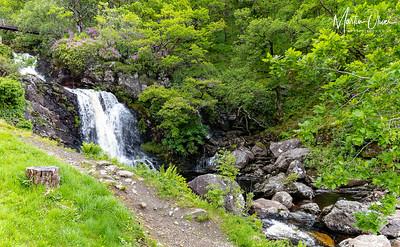 Inversnaid Falls