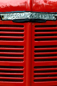 McCormick-Deering Tractor Grill