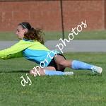 Ballard Girls Soccer vs North Bullitt 025