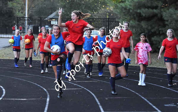 2019-10-02 SHA Varsity Girls Soccer vs Bethlehem