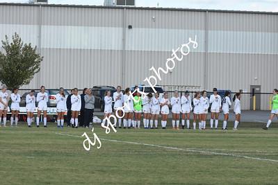 2019-10-22 SHA vs Bullitt East Varsity Girls Soccer