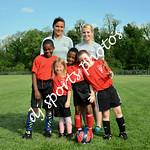 Westport U8 Team