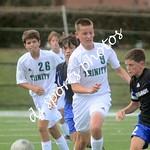 Trinity Freshmen Soccer vs Ft Thomas Highlands 495