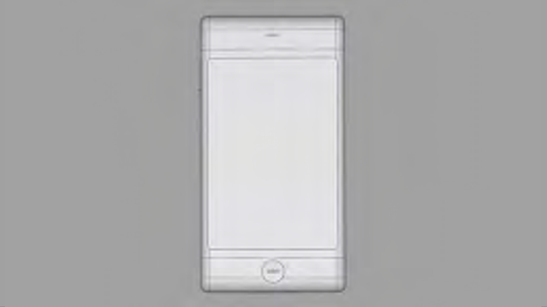 Apple's CAD images of pre-iPhone designs