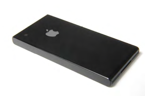 Photographs of other design models Apple considered