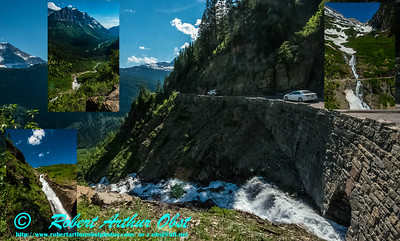 DBO-Collage_7122-7130-7133-7118_ATO.WestUSACanada2014-USA.MT.GlacierNP.GoingToTheSunRoad.492FTBirdWomanFalls-B (DSC_7122-7130-7133-7118.NEF)