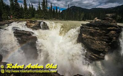 DB-Obst_8232_ATO.WestUSACanada2014-CAN.Alberta.Jasper.JasperNP.AthabascaFalls.RainbowOverFalls-B (DSC_8232.NEF)