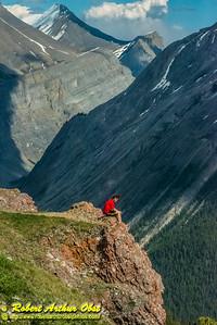 DB-Obst_8283_ATO.WestUSACanada2014-CAN.Alberta.SaskatchewanRiverCrossing.BanffNP.ParkersRidgeTrail.HikersView-B (DSC_8283.NEF)
