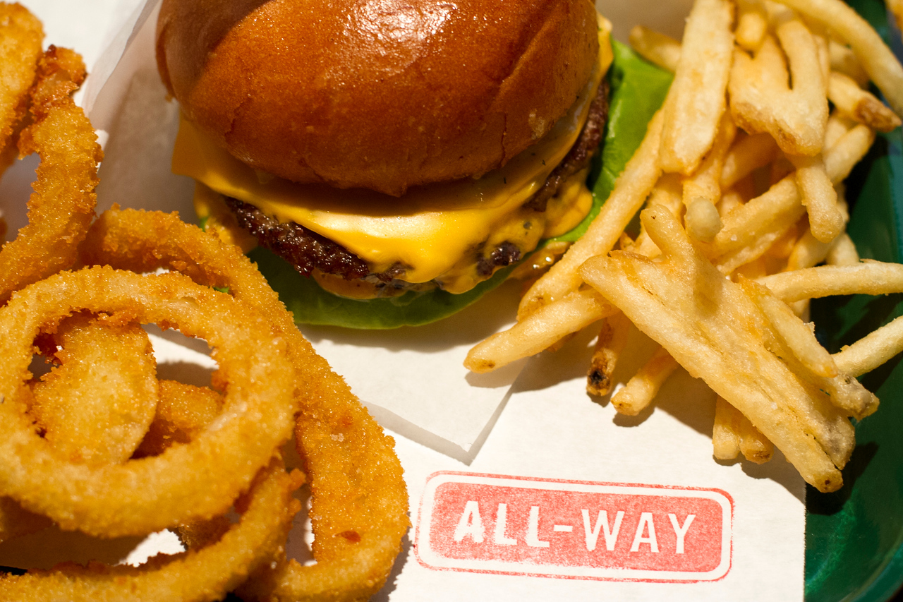All-Way Restaurant in Downtown Portland