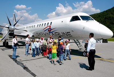 Alla scoperta di Lugano Airport - Scuole Brissago - 11.05.2006