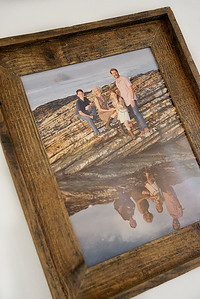 Barnwood Frame by Sandprints