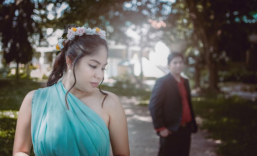 Allan & Raisa Engagement