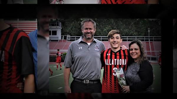 Allatoona Soccer  - 2019 Senior Class