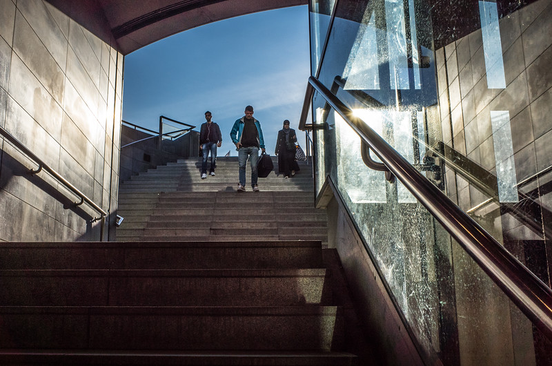 Forum Metro Station