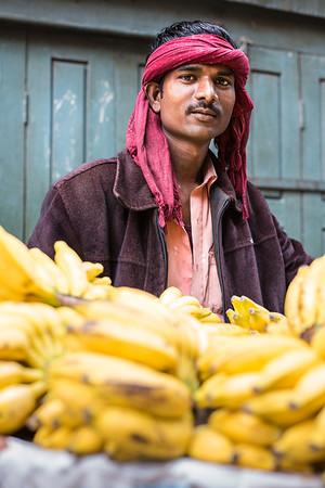 Banana and bandana - Kathmandu