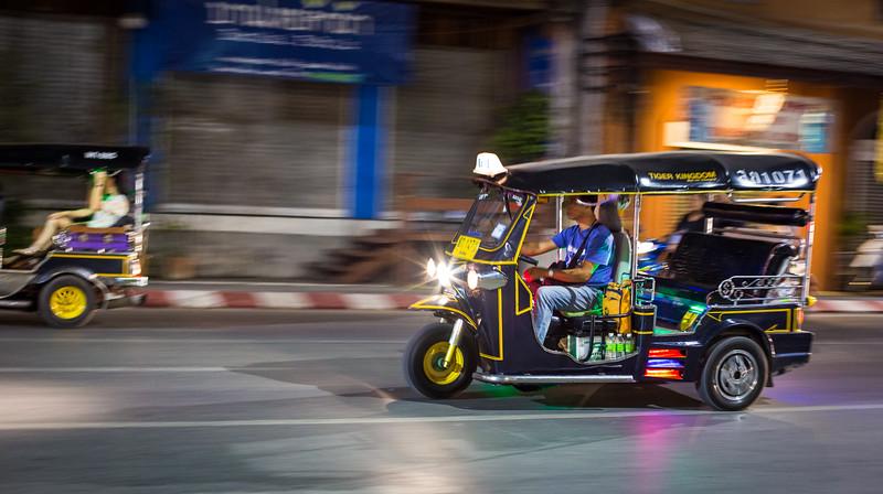 Chiang Mai tuktuk
