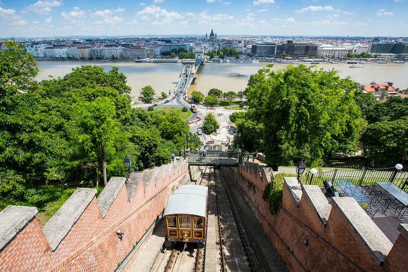 Budapest view