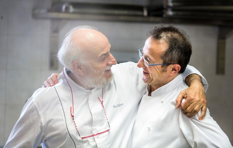 Galdino Zara e Giuseppe Barbero