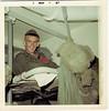 (AA-51) USNS Upshur, Alan Allen in upper bunk below deck