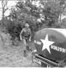 (AA-67) Fort Hood, Sgt Vlasek, bivouac, water trailer