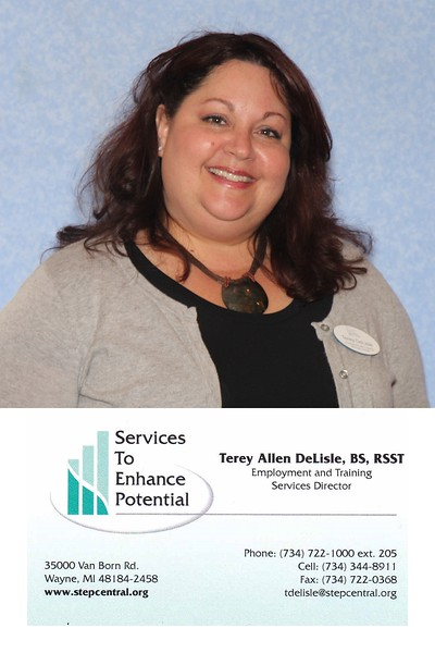 Services To Enhance Potential - Terey Allen DeLisle