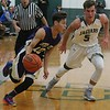 Nathaniel Pardo led IC with 23 points. Allen Park hosted Inter-City in a boys' basketball non-league game on Friday, Dec. 9, 2016. (MiPrepZone photo gallery by Terry Jacoby)